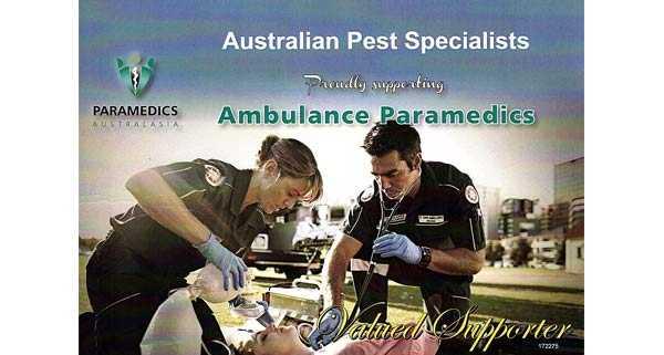 Paramedics Australia
