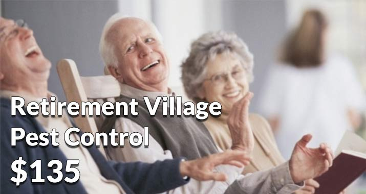 Retirement Village Pest Control