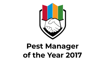 Pest Manager of the Year 2017