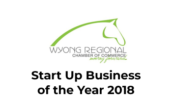 Wyong Chamber of Commerce Start Up Business of the Year 2018